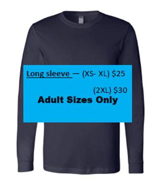 long sleeve t-shirt photo