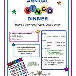 tree house for kids bingo event